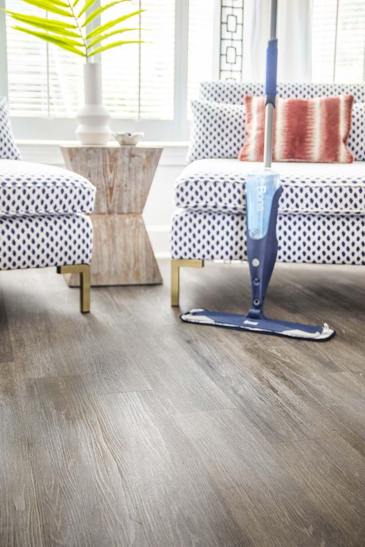 Bona Premium Spray Mop for Hardwood Floors, Stone Tile