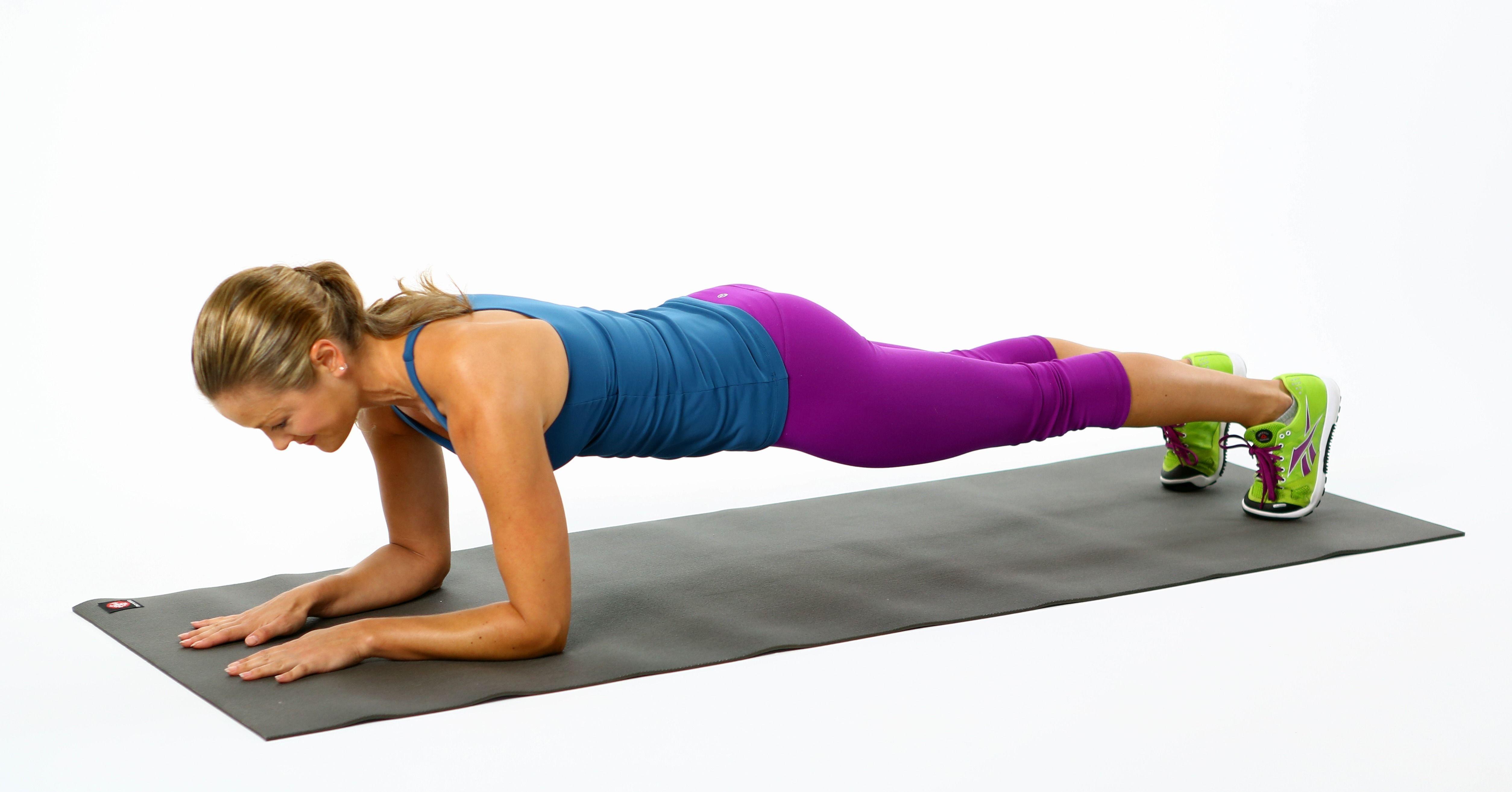 Top 8 bài tập thể dục giảm mở bụng toàn thân tại nhà cho mấy chế - ảnh 3.