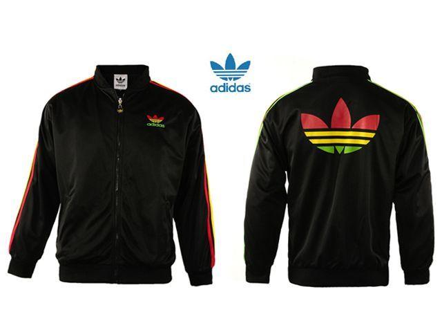 New Mens Adidas Originals C62 Chile 62 Black Jamaica