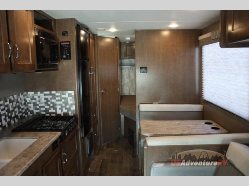 Used 2019 Winnebago Outlook 25j Motor Home Class C At Us Adventure