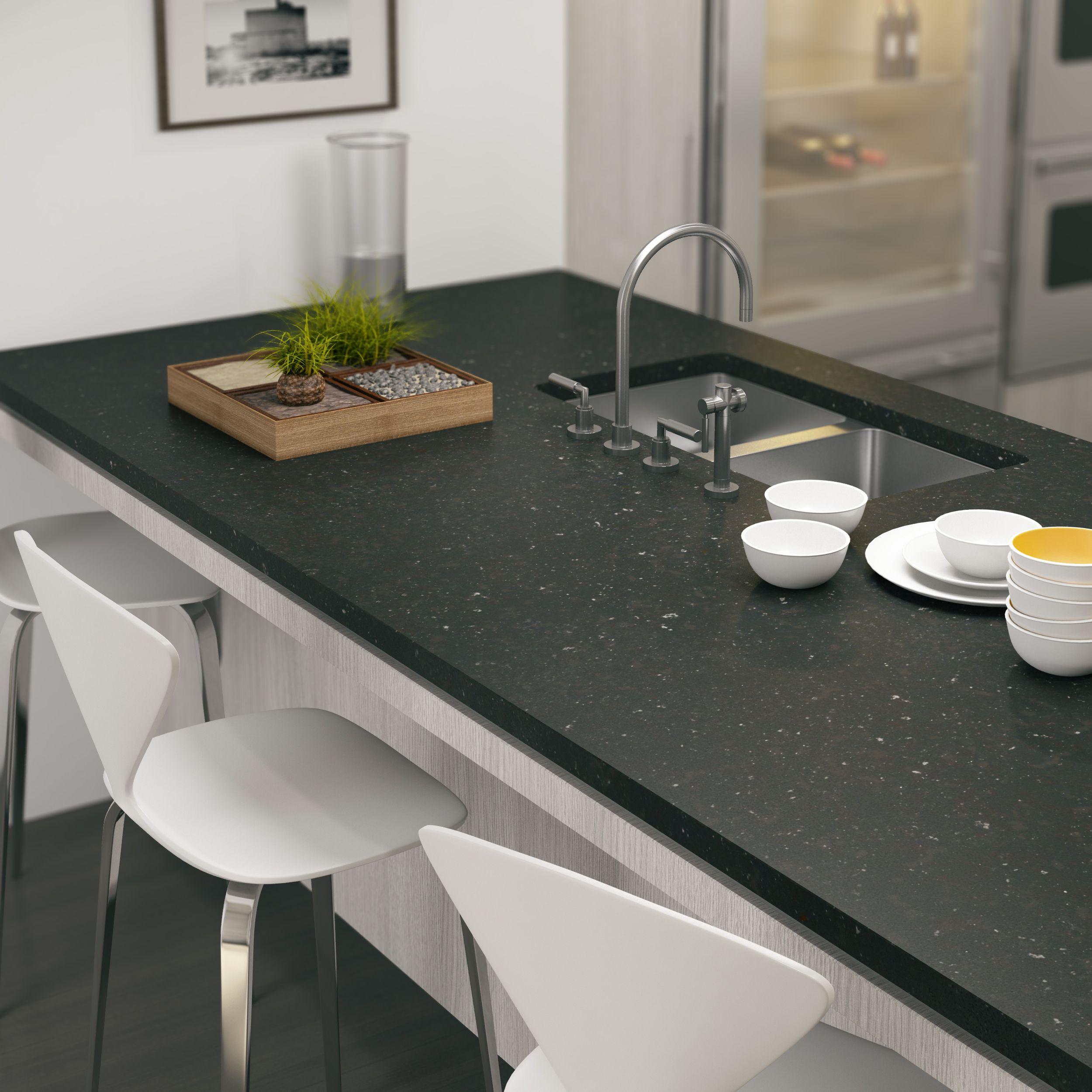 Küche Schilling | Silestone Arden Blue Quartz Keuken Nic En Bram Pinterest