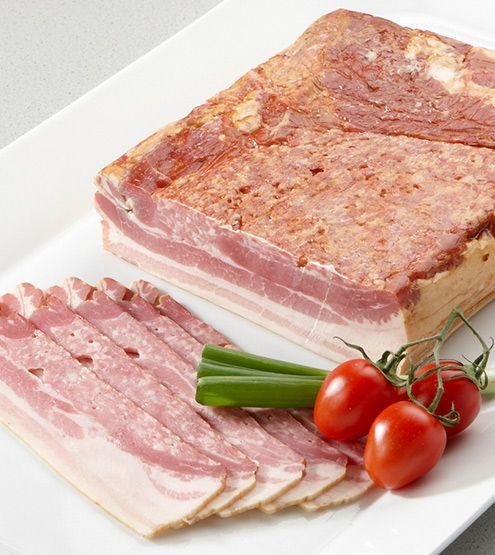 Bacon Loncheado Produccion Ecologico Vacio 100 Gr Aprox Sin