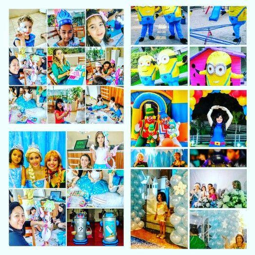 Recreação oficina de artes para festa infantil 11947564076 whatsapp www.analufesta.com.br
