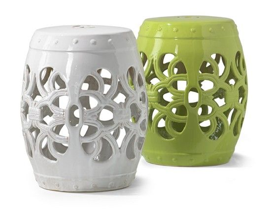 ceramic garden stool. Garden Gates Captivate. Ceramic StoolCeramic Stool