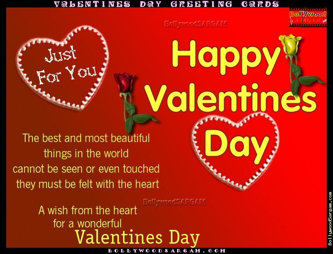 Greeting Cards Ideas For Valentines Day Valentines Day Greeting