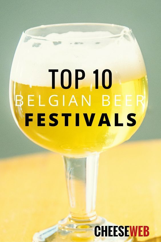 Belgium produces lots of beer, but it can be hard to find beer from smaller producers. The solution? Attend a Belgian beer festival. We share ten Belgian beer festivals you should put on your calendar.
