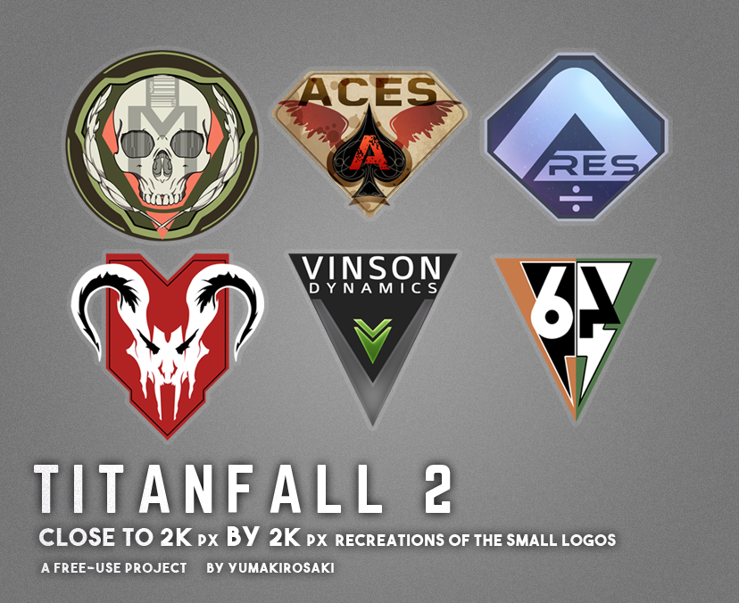 Image Result For Titanfall 2 Symbols Titanfall Sci Fi Armor Cyberpunk