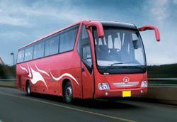 Luxury Travel Bus Price In India