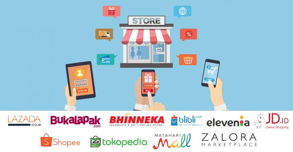 Perhatikan Ini Sebelum Memulai Jualan di Marketplace! | E ...