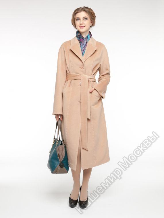 Пальто КМ215 S кэмел