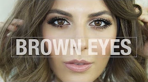 31 Awesome Makeup Tutorials For Brown Eyes Makeup