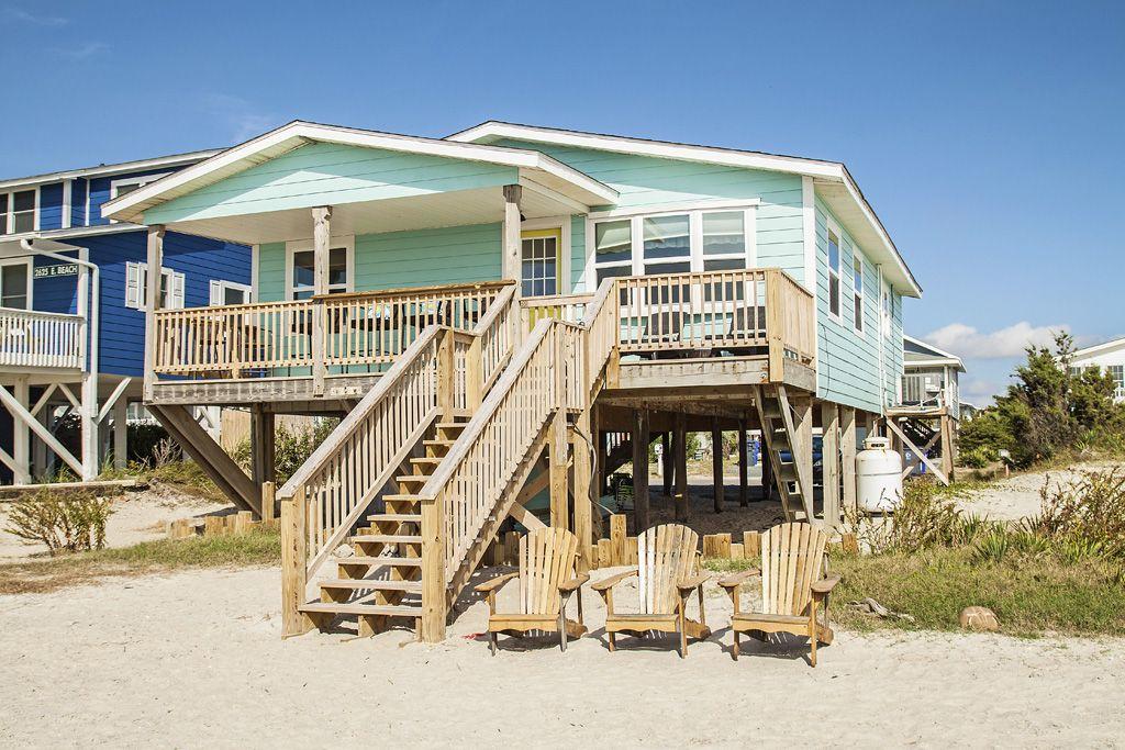 Moon struck oak island oak island rentals nc vacation