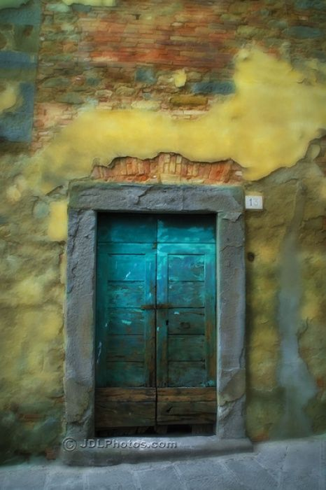 Tuscany. Jim DeLutes, photographer.
