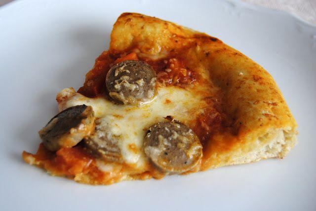 Una Rica Y Sencilla Pizza Para Pasar El Rato Con Unos Amigos Cocina Casera Recetas De Cocina Casera Recetas De Comida