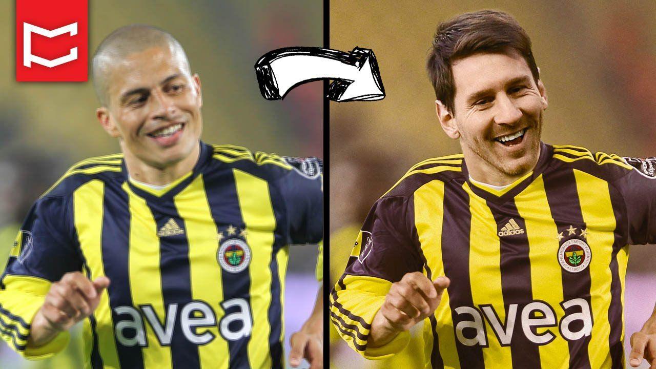 Photoshop Yuz Degistirme Ile Forma Giydirme Messi Fenerbahce De Photoshop Yuzler Messi