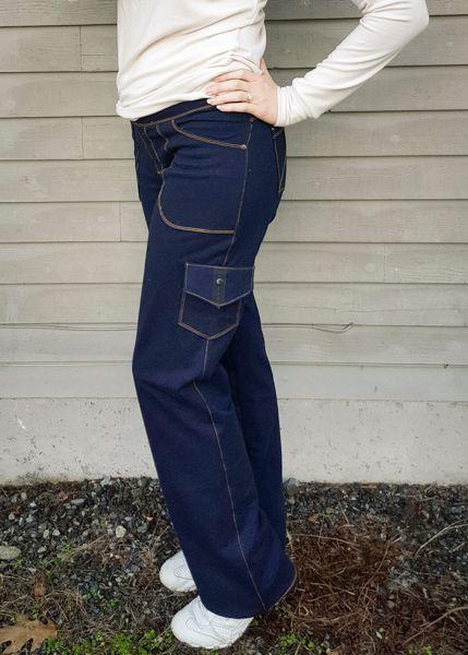 Women\'s Zen Pants | Schnittmuster plus size | Pinterest | Muster ...
