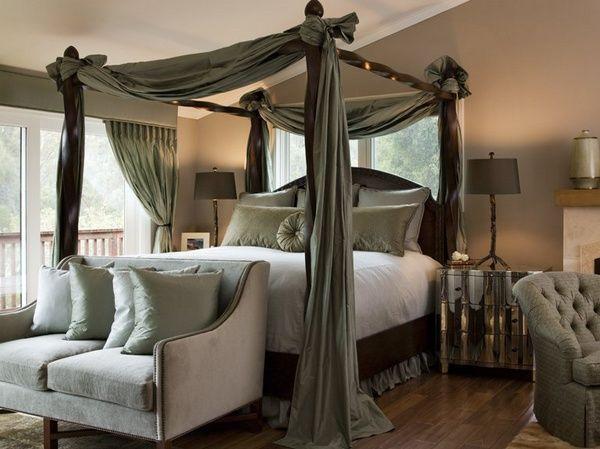 Selecting Canopy Beds Dormitorio Con Dosel Muebles De Lujo Dormitorios