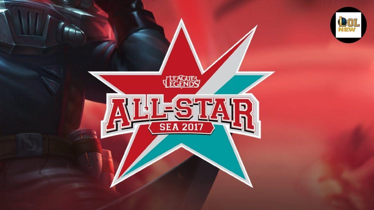 Khi các siêu sao đại chiến Allstar 2017-LOL NEW