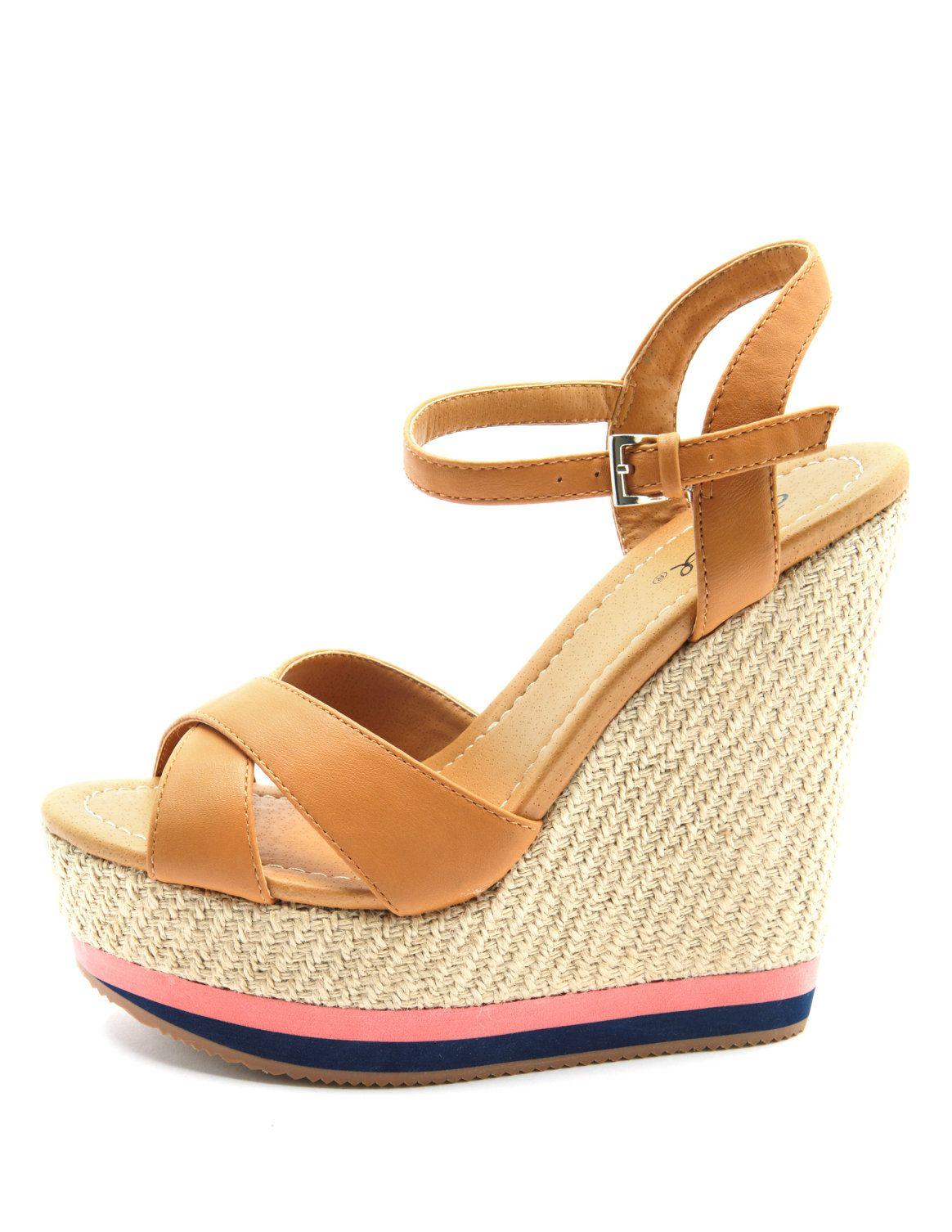 2d808008ab4 Summer Girl Wedge Sandal