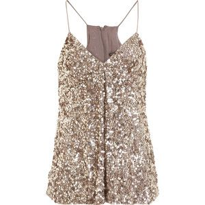 ef3c083de130c Vince Sequined Tank from Barneys...love it.
