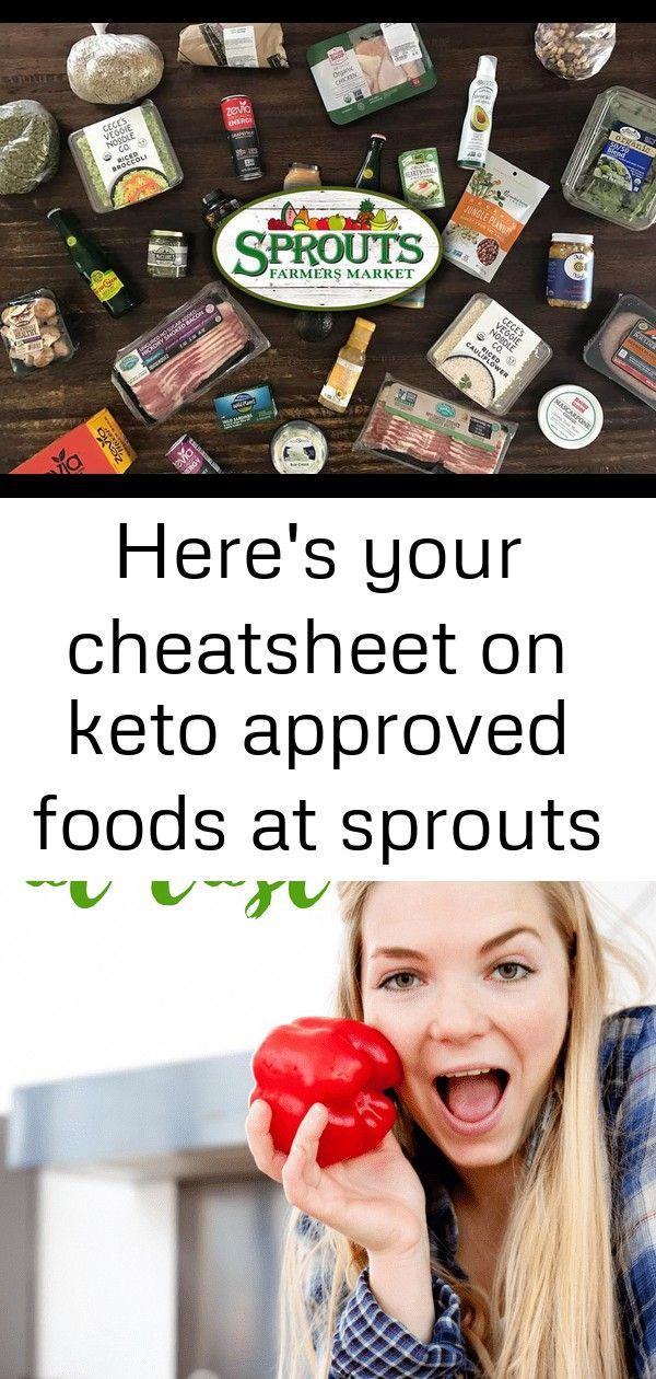 Photo of Hier ist Ihr Spickzettel zu Keto-zugelassenen Lebensmitteln auf dem Sprossen-Bauernmarkt. Dies ist eine umfassende 1