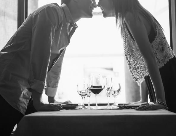 Date Night Can Asking 36 Questions Make You Fall In Love