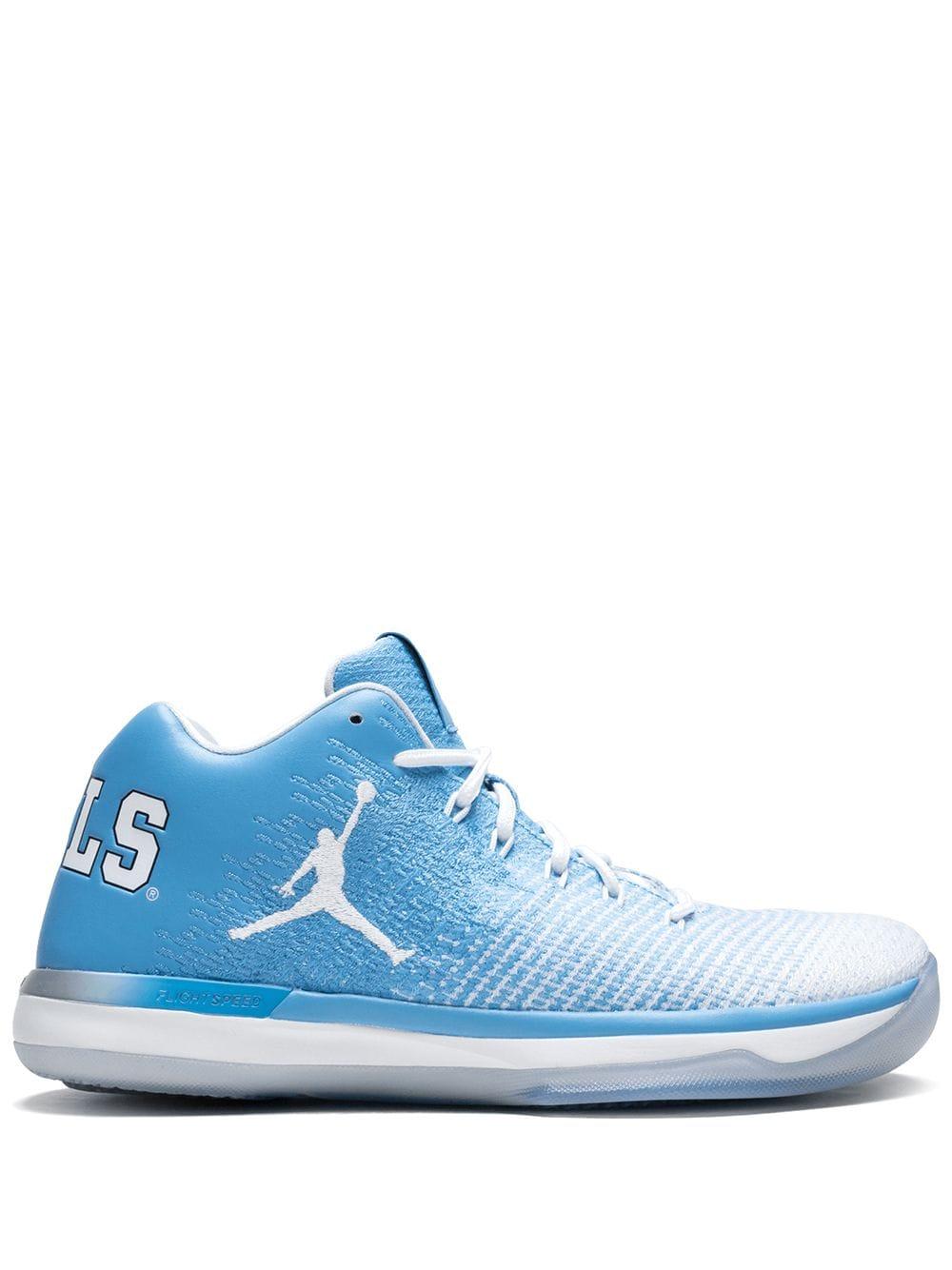 Jordan jordan air jordan xxxi low sneakers blue jordan