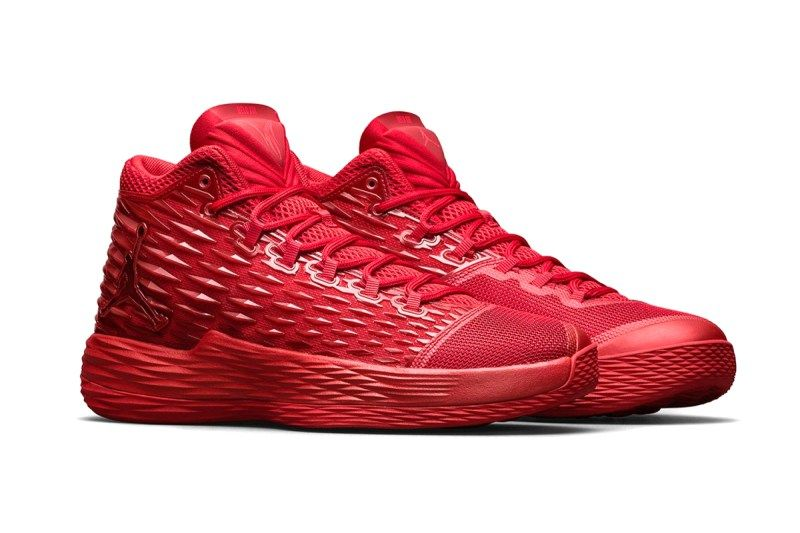 Carmelo Anthony to Debut an All Red PE Jordan Melo M13 on
