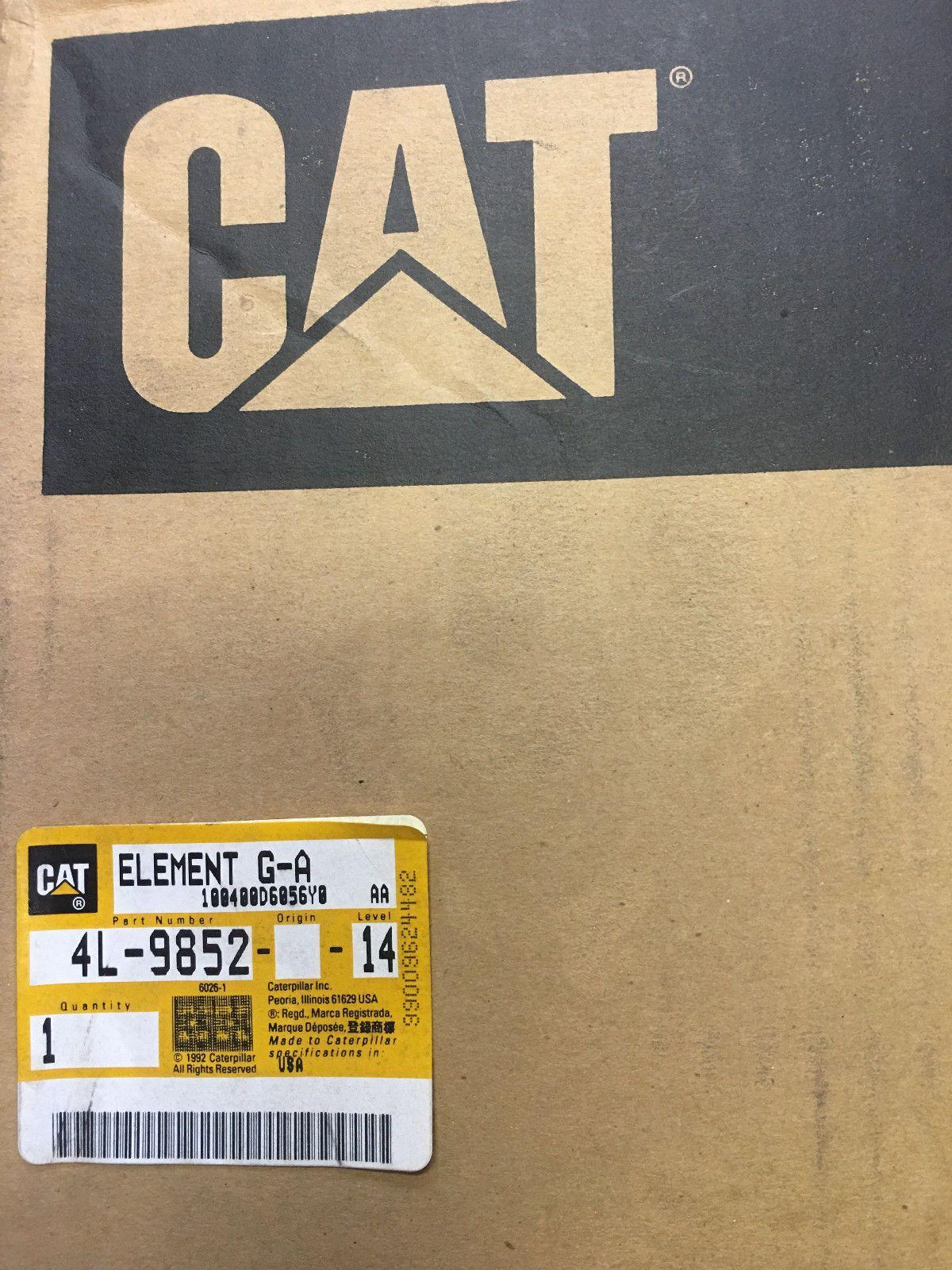 Caterpillar Banner Flag Cat Diesel Power Equipment Heavy Machinery USA Shipper