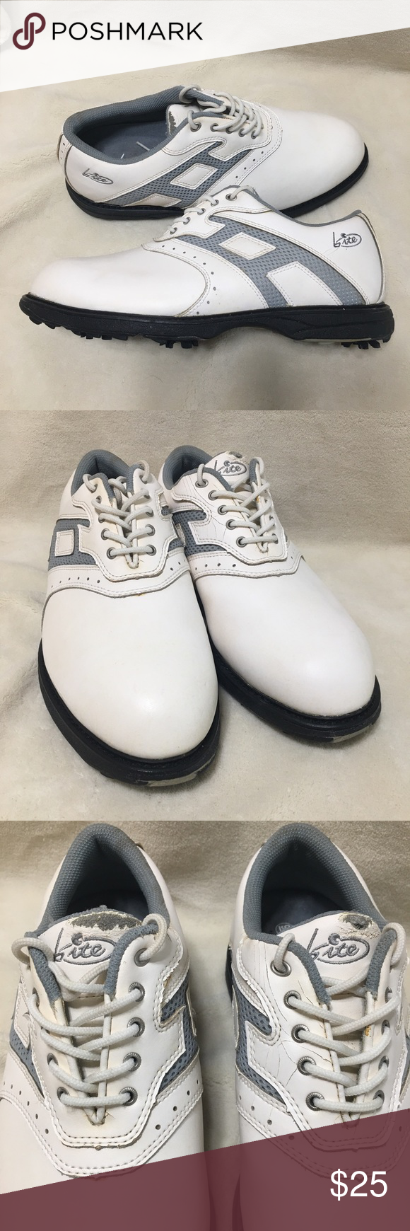 Bite Women's Golf Shoes Women's 9.5 Bite Golf Shoes. In
