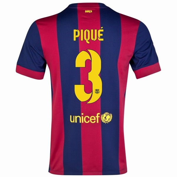 Barcelona Home Jersey (Official Nike) with Suarez 9 - Size Small