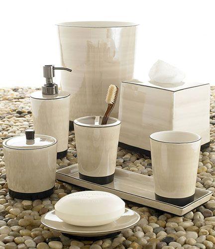 Tribeka Stone Bath Accessories By Katex Gracious Style Dillardsbathroom Accesoriesbathroom Setsaccessories