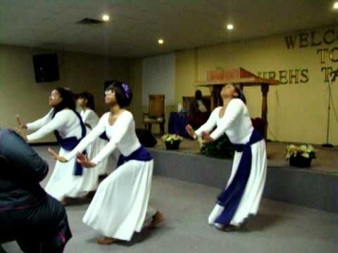 J T W C Praise Him In Advance By Marvin Sapp Praise Dance Praise Marvin