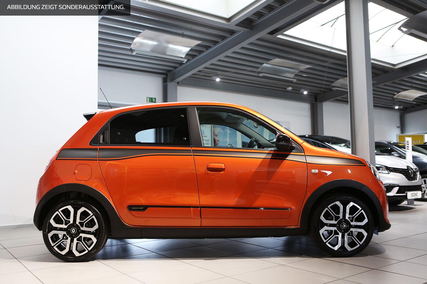 Durfen Wir Vorstellen Das Sportliche Minigeschoss Unser Renault