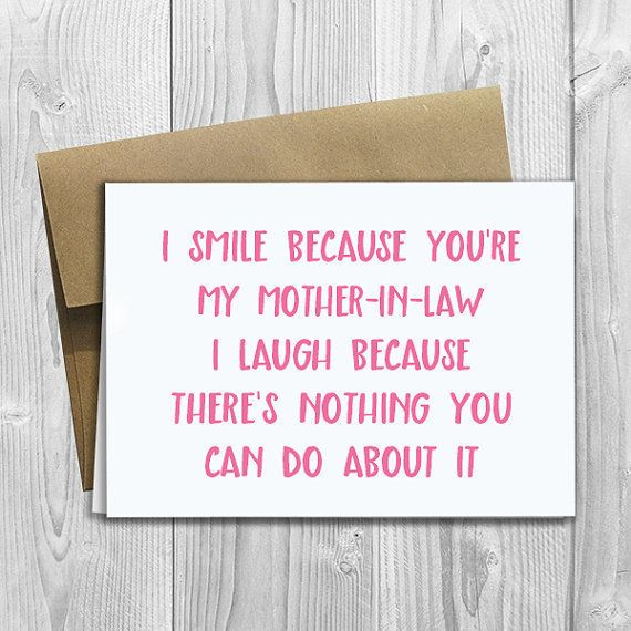 10 Mothers Day Cards For A Mother In Law You Really Truly Like Cards