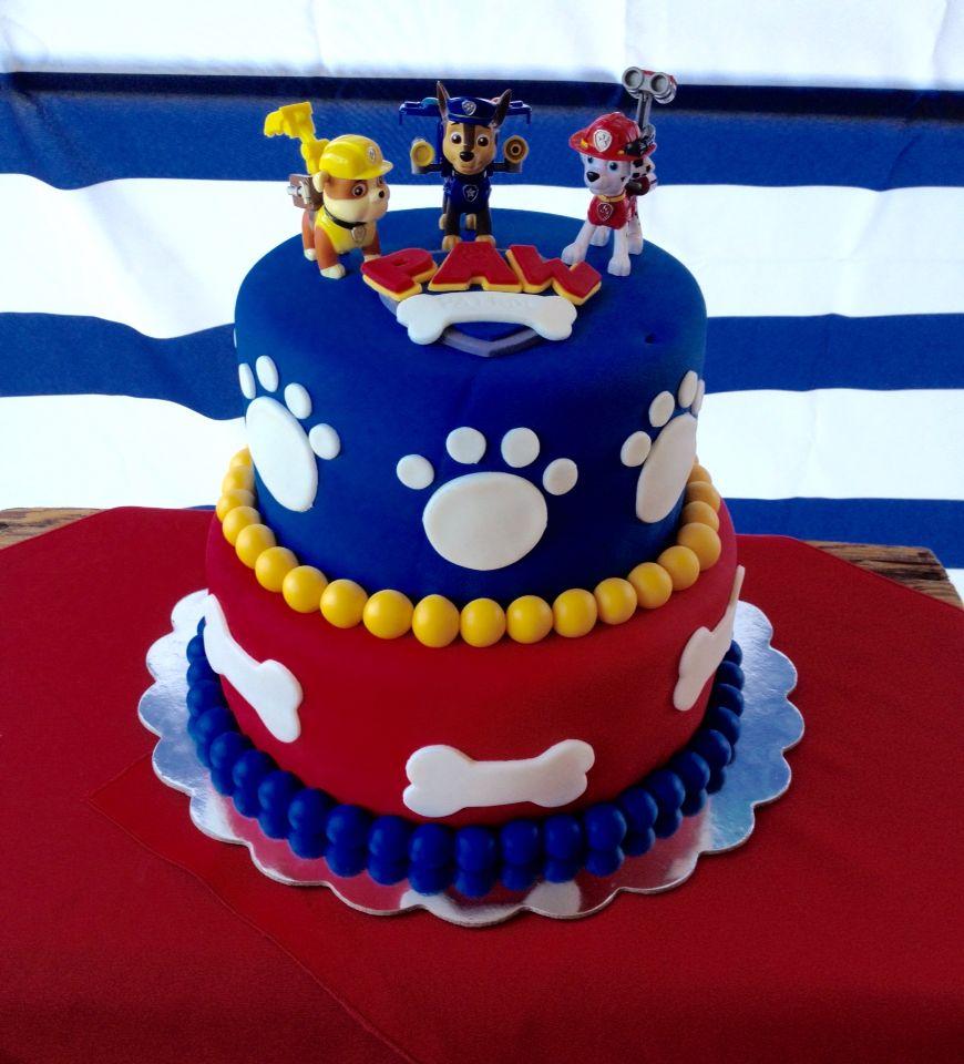 Birthday Cakes Paw Patrol Cakes For Cakes