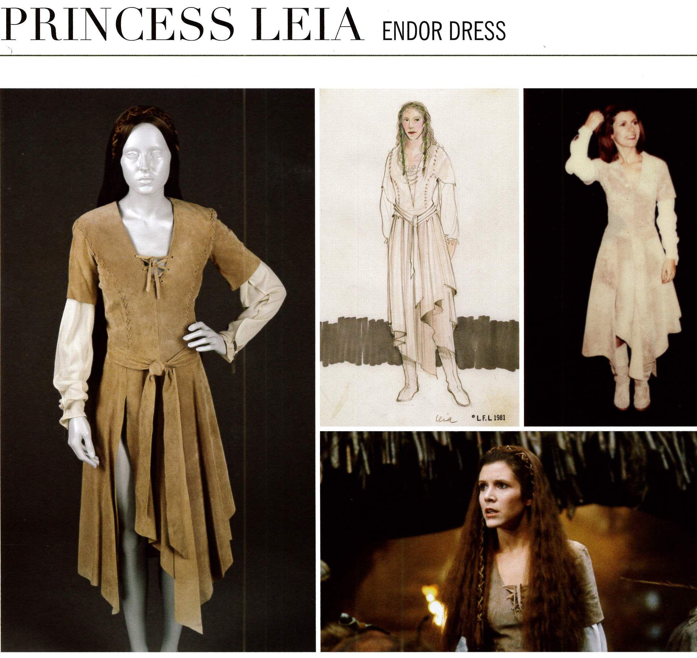 Princess Leia Outfit Endor Book review) star wars costumes  the .  sc 1 st  Pinterest & Princess Leia Outfit Endor Book review) star wars costumes : the ...