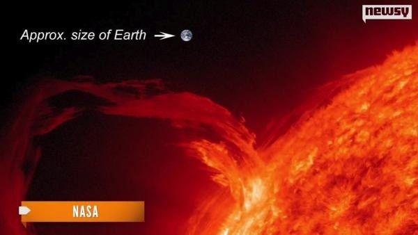 depiction of solar storm 1859 - photo #12