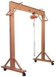 Resultado De Imagen De Frame Gantry Crane Plans Gantry Crane Diy Shops Christmas Decor Diy