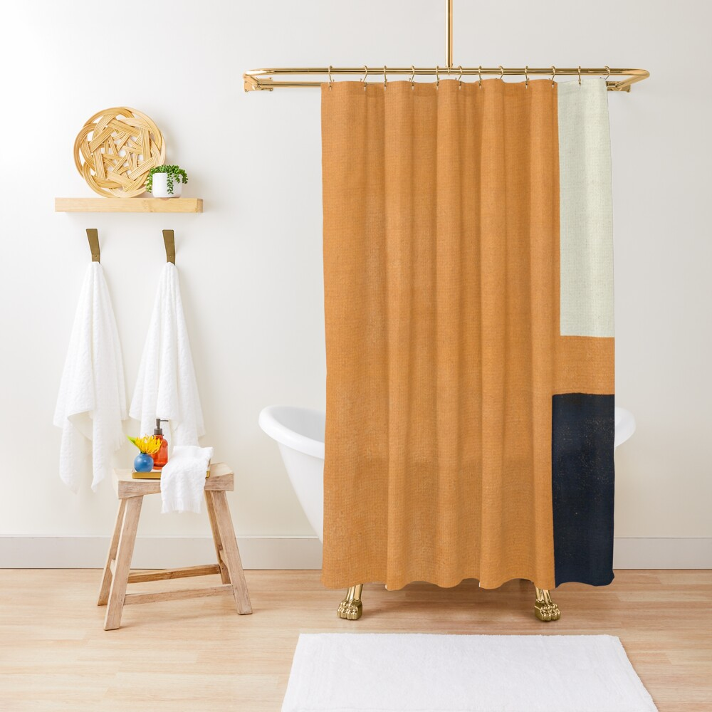 Home Office Shower Curtain