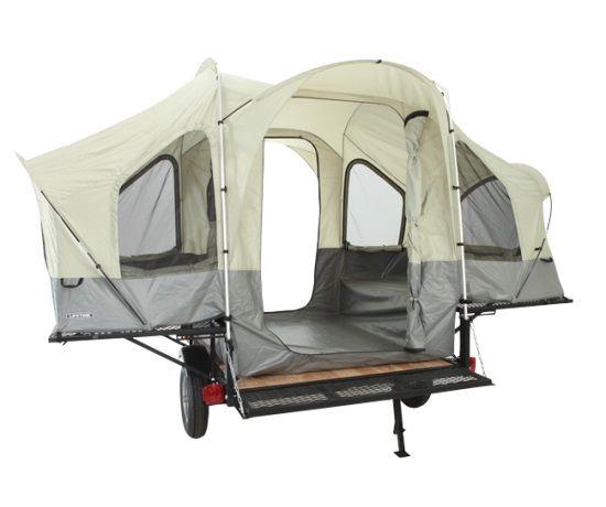 Lifetime Tent Trailer 65047 - Sahara Utility Trailer  sc 1 st  Pinterest & Lifetime Tent Trailer 65047 - Sahara Utility Trailer | Fun ideas ...