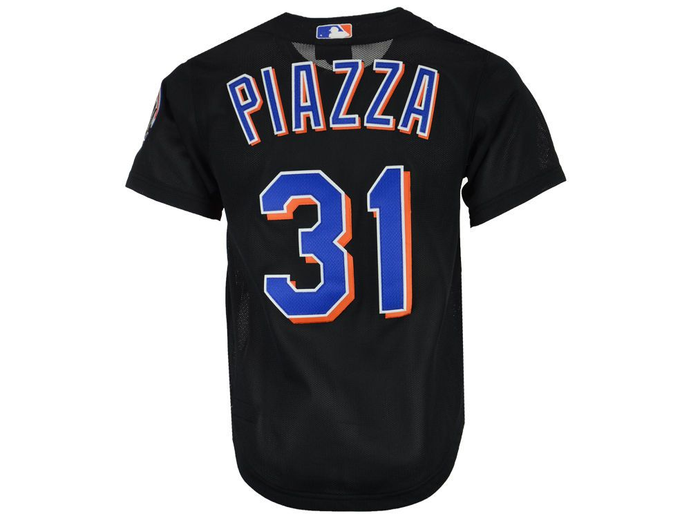 on sale 93305 3e416 New York Mets Mike Piazza Mitchell & Ness MLB Men's ...