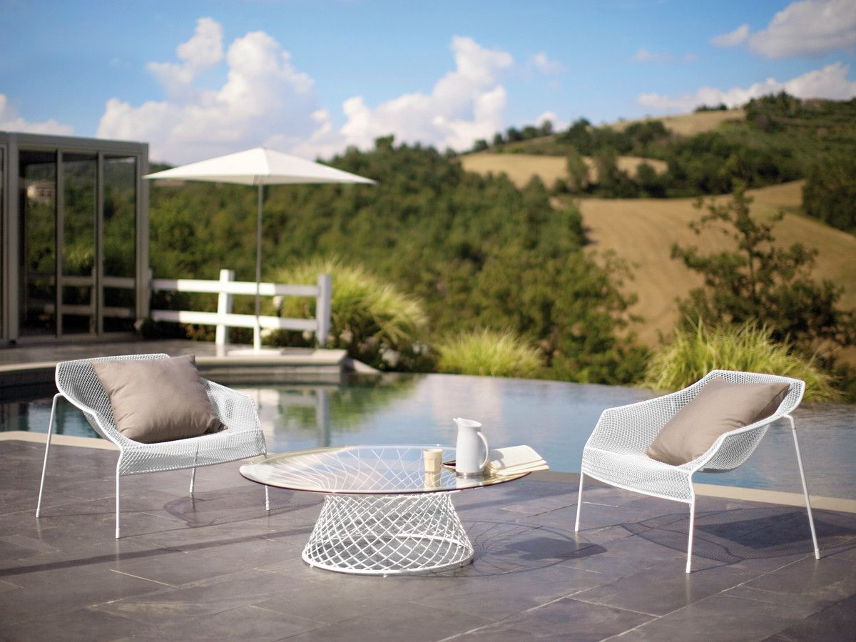 Emu Heaven Lounge Chair Outdoor Furniture Contemporary