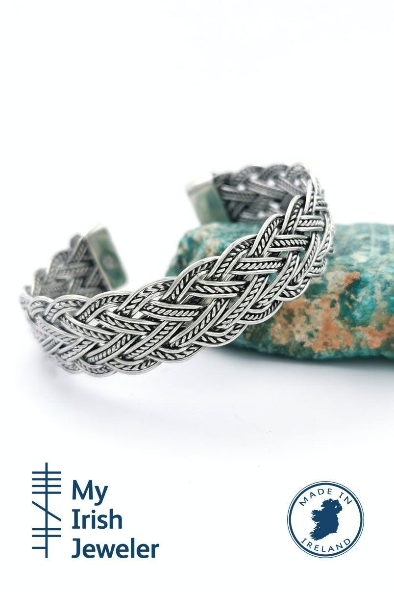 5 torcs light silver color Bangle bracelets