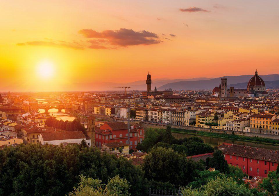 Florenca E Vista Como Uma Das Cidades Mais Bonitas Do Mundo