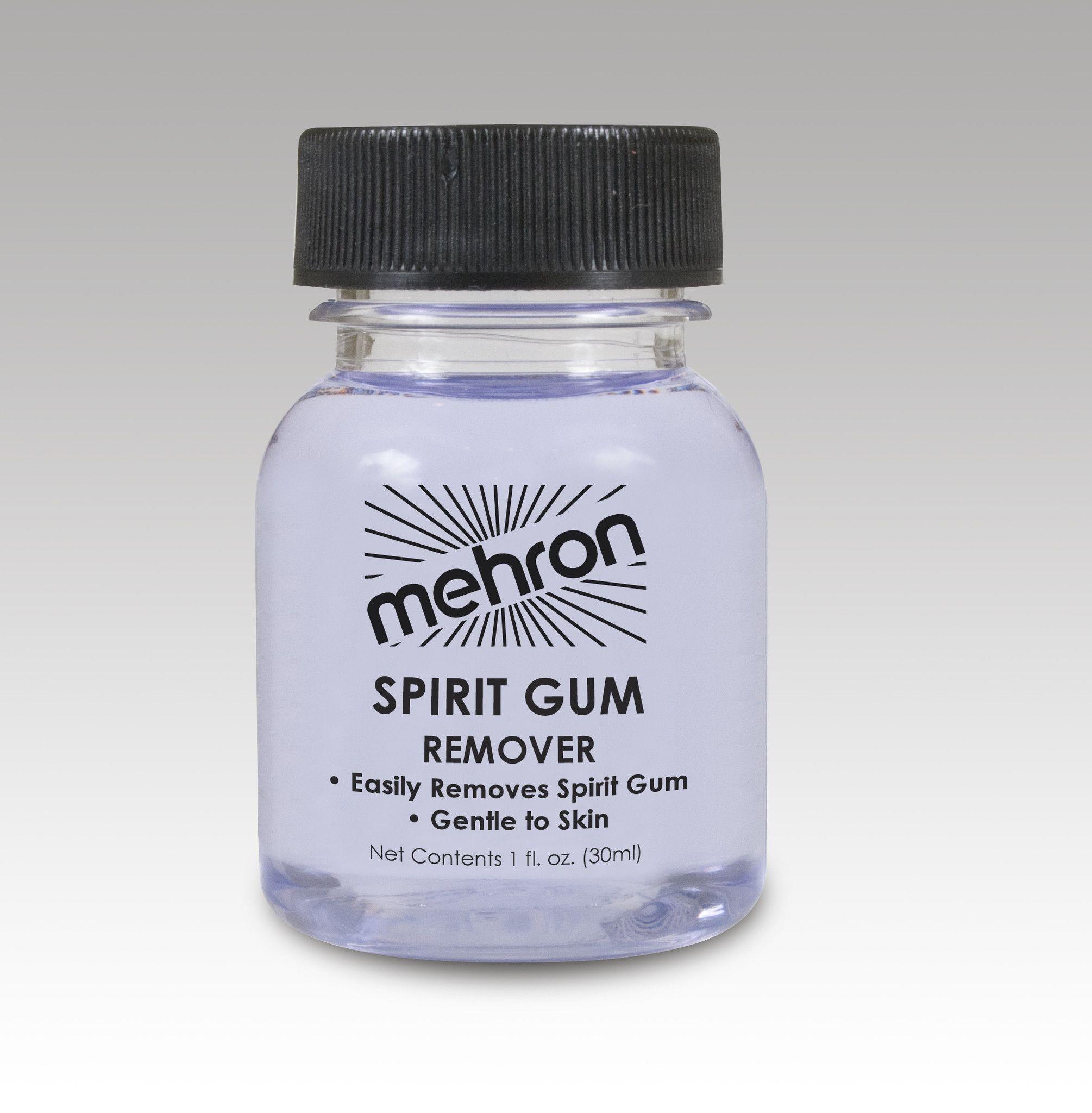 Mehron Spirit Gum Remover Gum removal, Makeup remover