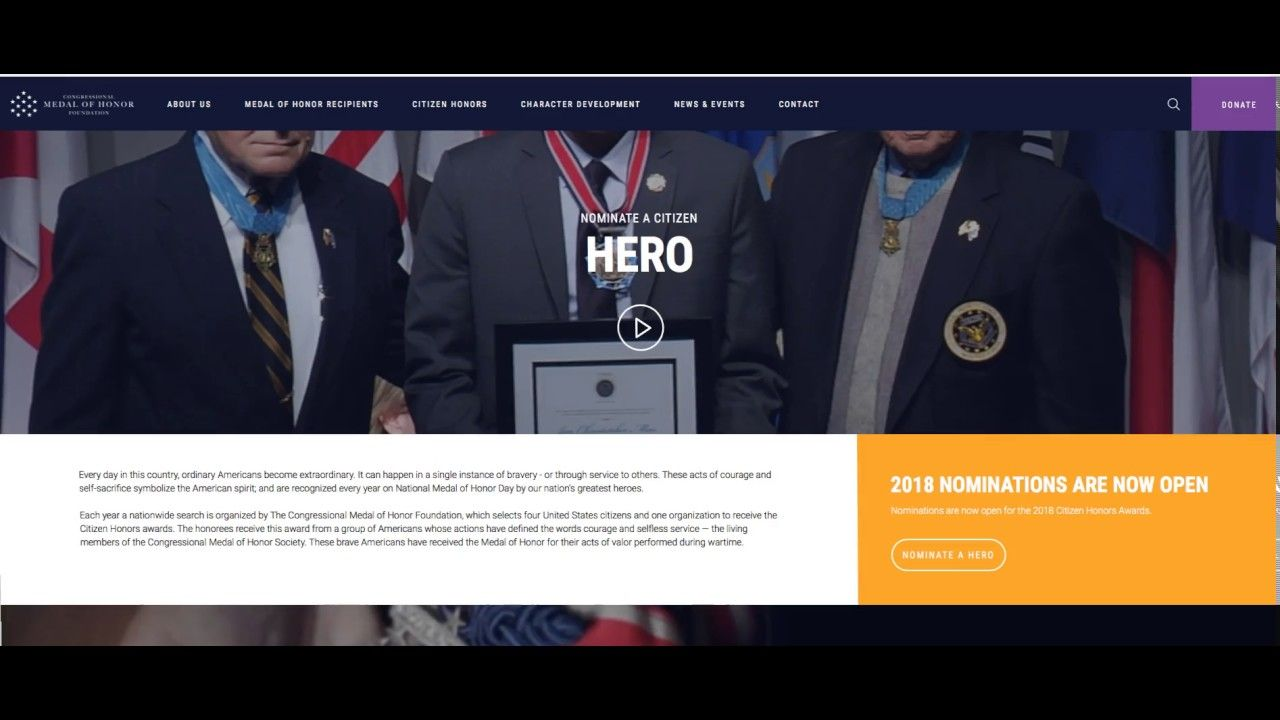 Texas Heroes | Submitted these extraordinary people for the 'Medal of Ho...