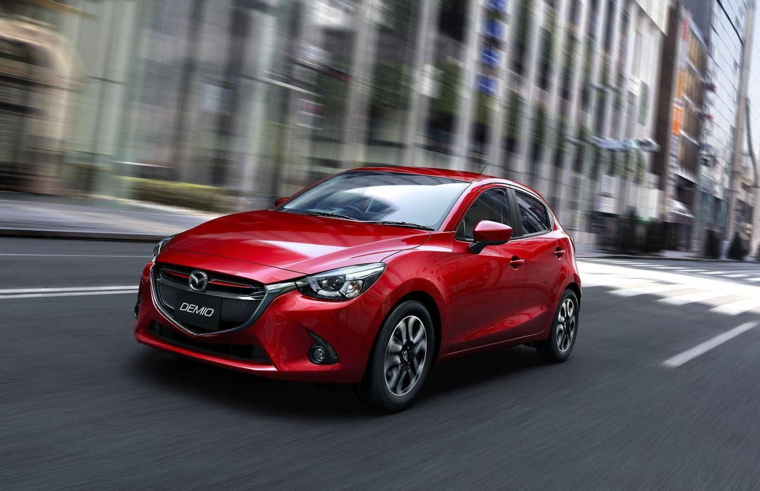De volledig nieuwe Mazda 2!