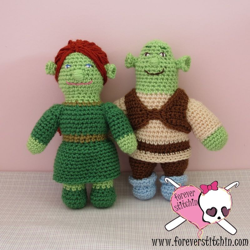 Shrek and Fiona 023871fb89f