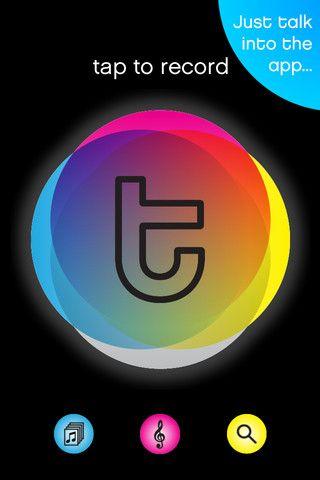 Talkapella 0.99 plus inapps. Turn spoken word into